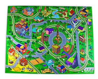 Игровой коврик My Dream Mat Big City