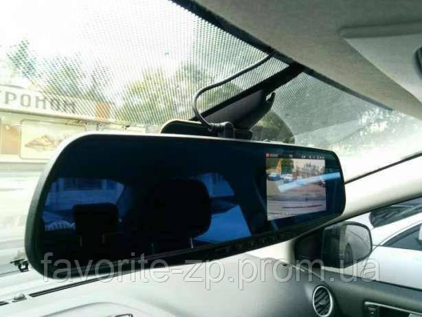 Зеркало видеорегистратор Vehicle Blackbox DVR Full HD