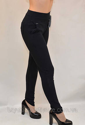 Лосины женские с боковыми и задними карманами Dion, фото 2
