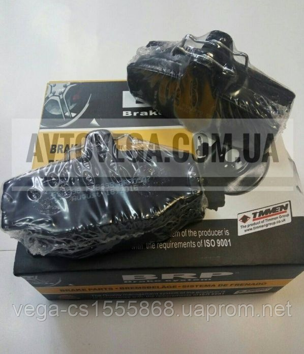 BRP BRP0507 Тормозные колодки задние Форд Скорпио, Сиерра с АБС