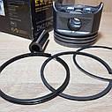 Поршень цилиндра Газель,УАЗ дв.4215 d=100,0 группа В  Black Edition М/К (пр-во г.Кострома), фото 3