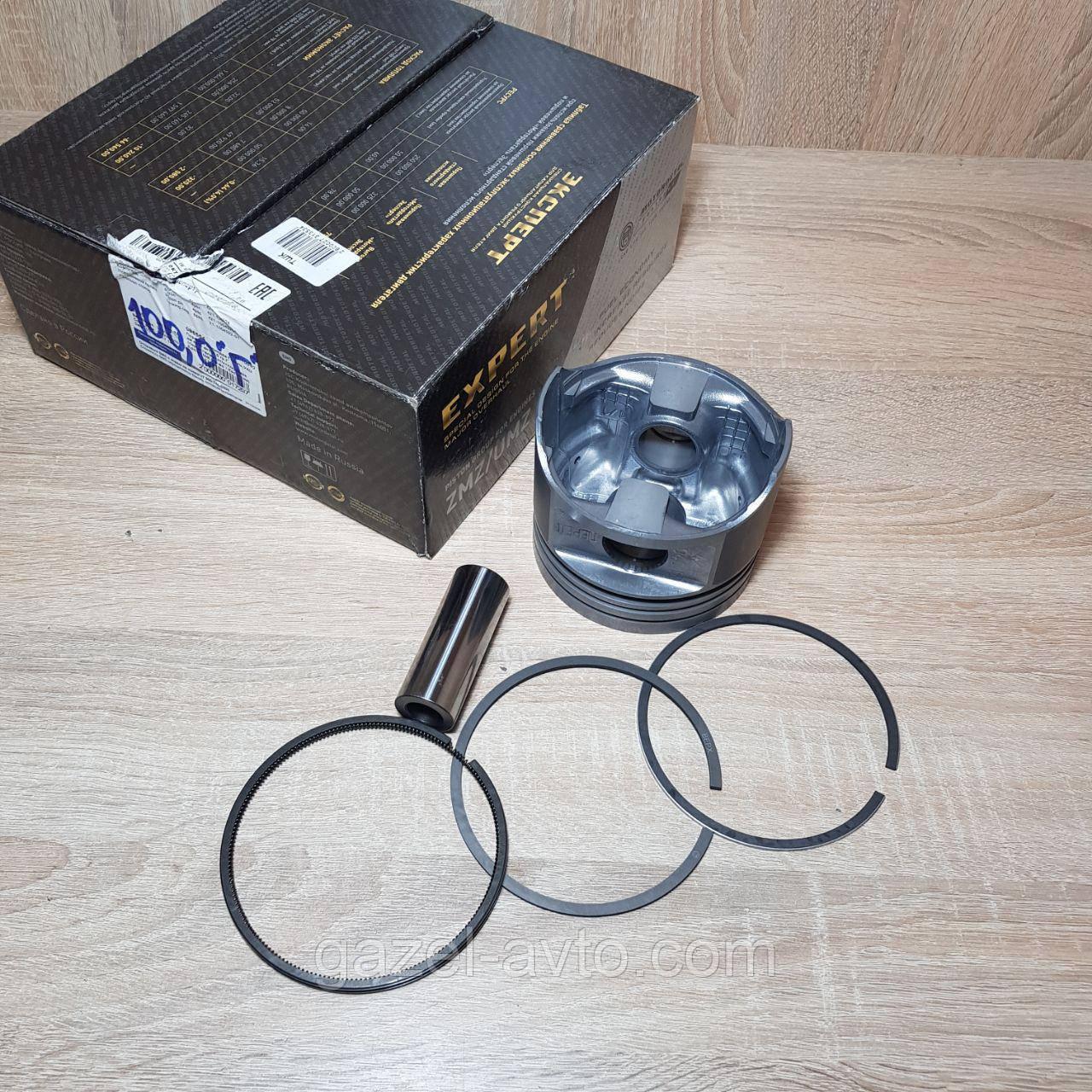Поршень цилиндра Газель,УАЗ дв.4215 d=100,0 группа В  Black Edition М/К (пр-во г.Кострома)