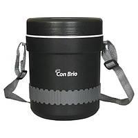 Термос пищевой 2.4л Con Brio 374CB