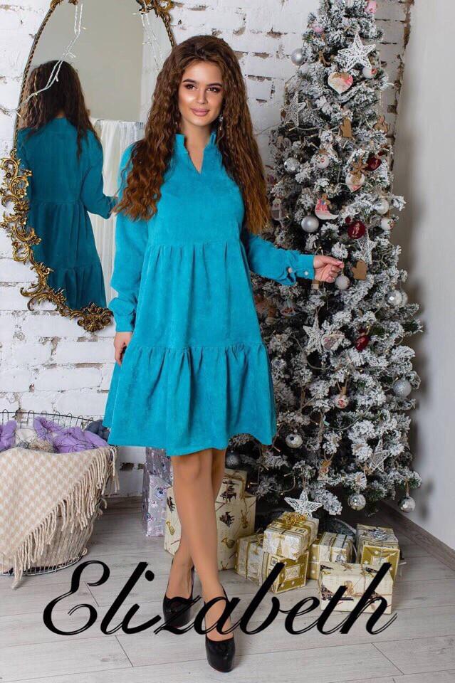 Женское модное платье  ЗБ5074