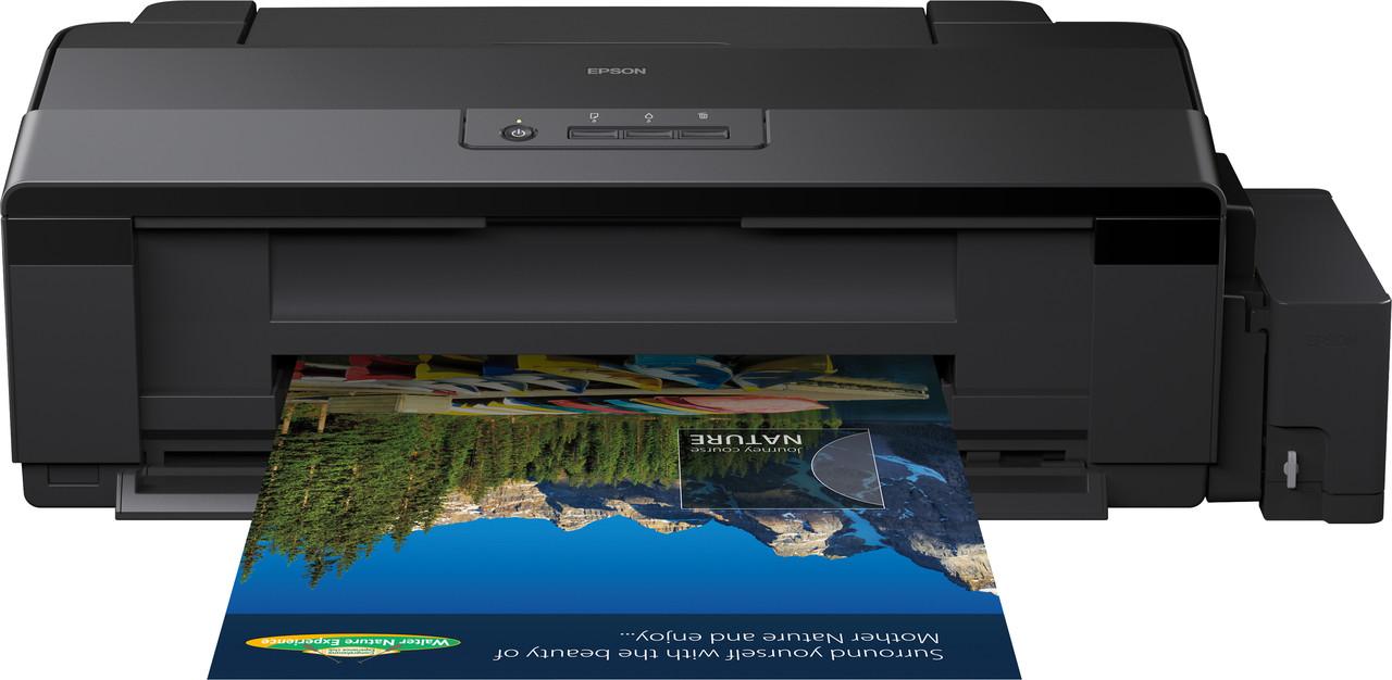 Принтер A3 Epson L1800 Фабрика друку (C11CD82402)