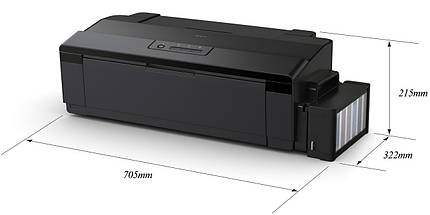 Принтер A3 Epson L1800 Фабрика друку (C11CD82402), фото 2