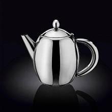 Чайник заварочный 1000мл Wilmax St.Steel Color 551109