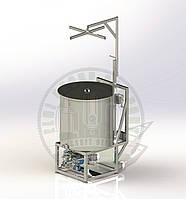 Мини-пивоварня 200 литров