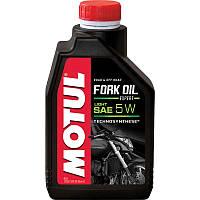 Вилочное масло Motul Fork Oil Expert Light 5w 1л