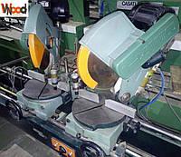 Двосторонній куторізний  верстат COMPA 330 DOUBLEMATIC