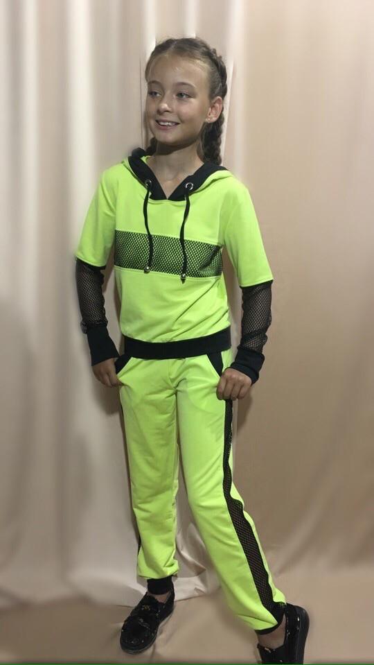 Детский модный костюм МР727