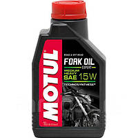 Вилочное масло Motul Fork Oil Expert medium/heavy, 15W