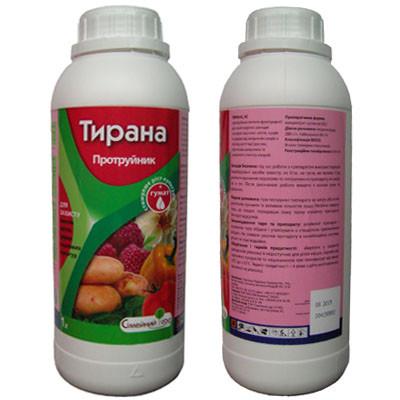 Тирана, 1000 мл на 2000кг картошки (аналог)