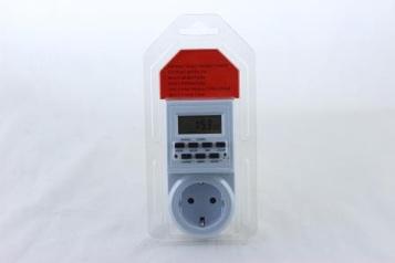 Розетка с таймером Programmer timer digital (Отключени тока по расписанию )