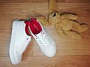 Белые стильные кроссовки мокасины Nautica Оригинал (Размер 34,стелька 22,5см), фото 2