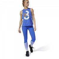 Спортивные леггинсы Reebok CrossFit Lux Fade Tights DQ0030
