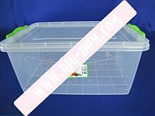 Лоток пластиковый пищевой контейнер Судок отдельный 2686 № 12,5л