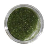 Бархатный песок для декора ногтей, травяной зеленый