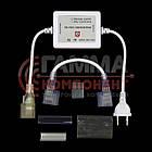 Светодиодный неон 220В RGB AVT smd 5050-72 лед/м 12Вт/м, герметичный. Бухта 50 метров., фото 3