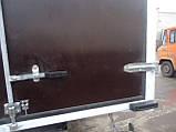 Ворота фура: фанера влагостойкая, фото 10