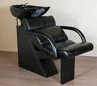 Мойка парикмахерская с креслом ZD-60-1 Металл, не фанера! В наличии!