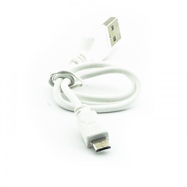 Качественный короткий кабель USB - micro USB для зарядки телефонов, планшетов, Power Bank
