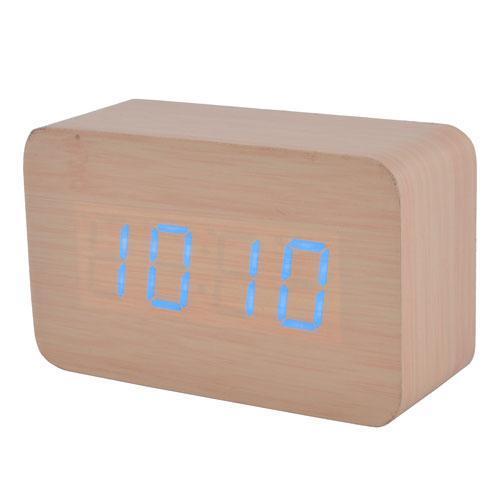 Часы сетевые 863-5 синие, USB