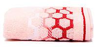 Махровое полотенце для рук и лица 50х80 см PEACH HONEY
