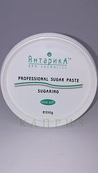 Сахарная паста для шугаринга Янтарика профессиональная ultra soft 350 грамм