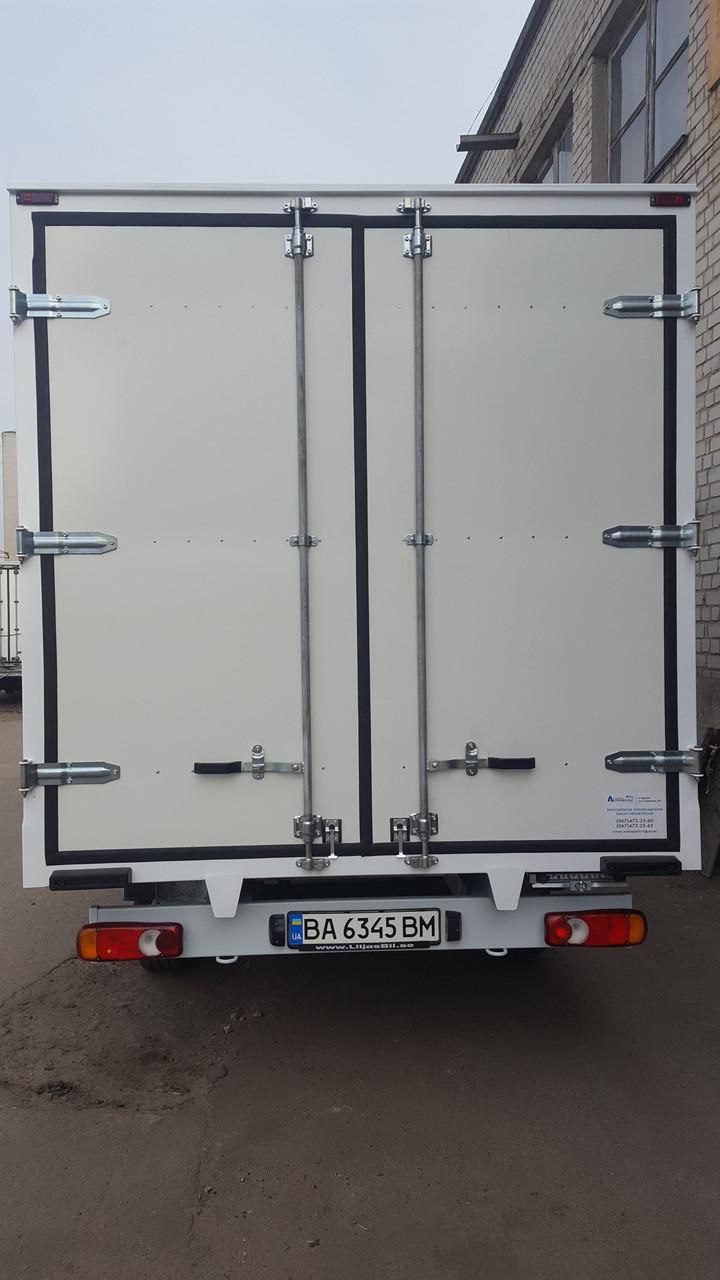 Фургоны, фото 1