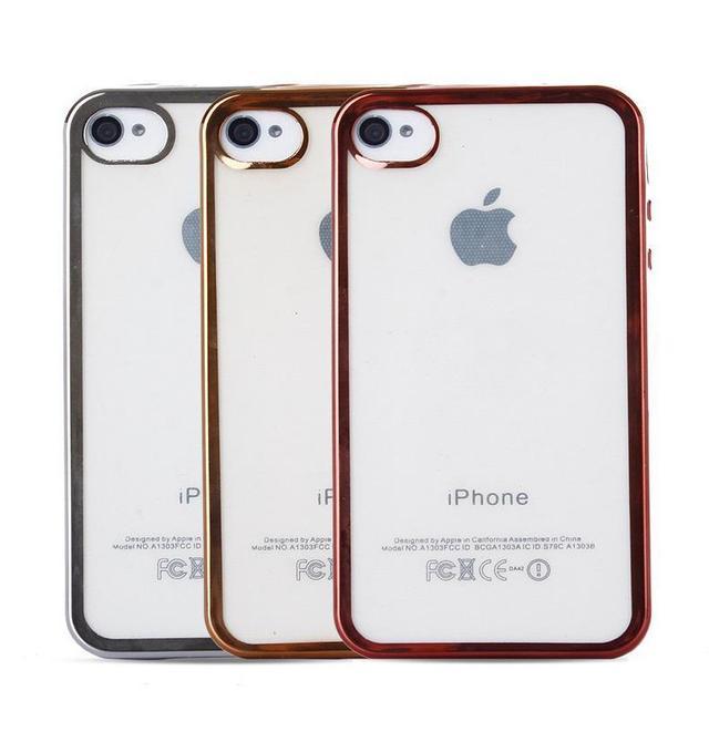 Чехлы для iPhone 4 и iPhone 4s