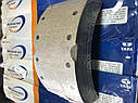 Накладки тормозные на ТАТА 1116,1618, фото 4
