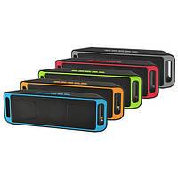 Bluetooth-колонка SC-208, радио, speakerphone, фото 1