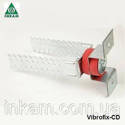 Звукоизолирующие крепления для стен 168мм Vibrofix CD