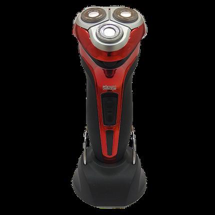 Электробритва DSP 60015 мужская для комфортного и легкого бритья, фото 2