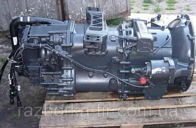 Коробка передач Scania