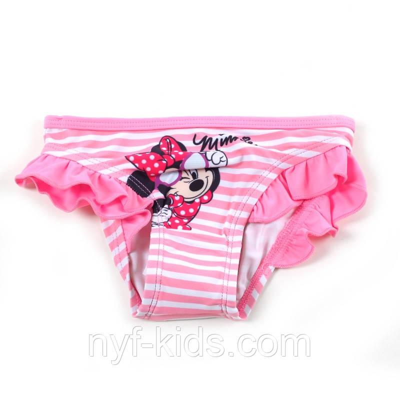 Плавки для дівчинки  Disney. Minnie Mouse  (Зріст 110 a96d470fb7033
