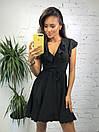 Платье летнее на запах с оборками 34plt1710, фото 4