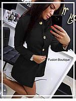 Красивое женское кашемировое пальто на подкладке  42-46р. (3расцв)