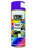 Краска для живых цветов SPRING SPRING 045 (400 мл) синяя