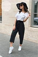 Женские модные штаны  ЗБ5059