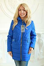 Куртка женская демисезонная трансформер в жилет mds