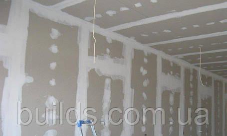 Монтаж гипсокартона на стены, фото 2