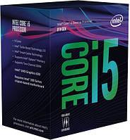Процессор Intel Core i5 8400 2.8GHz (8MB, Coffee Lake, 65W, S1151) Box (BX80684I58400)