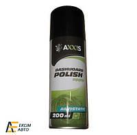 Поліроль пластику ЯБЛУКО 200ml (в_во AXXIS)