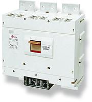 Выключатель автоматический ВА50-41 (до 1000А), ВА50-43 (до 2000А)