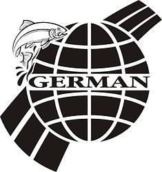 Воблера, раттлины German