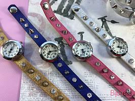 Часы с камнем+камень 19735 женские наручные