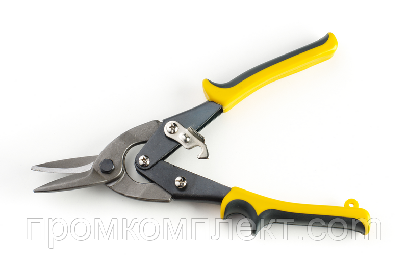 Ножницы по металлу Стандарт 250мм прямые