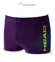 Тормозящие мужские плавки Драги Head Double Power Drag (Purple Green), фото 1